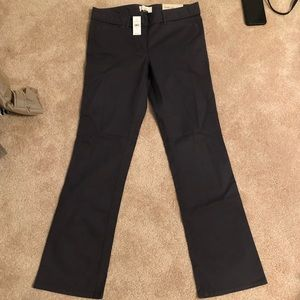 Loft grey boot cut pants